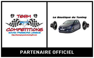La Boutique Du Tuning, partenaire officiel de Team SPL Competitions